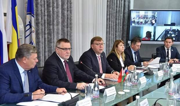 Россия иБеларусь будут развивать информационное пространство