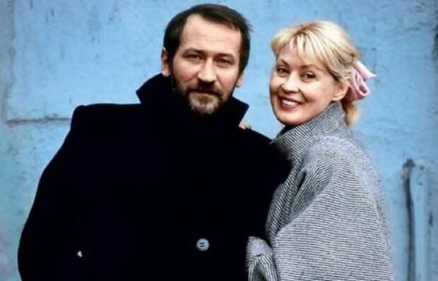Советские актёры, которые были влюблены в одну женщину
