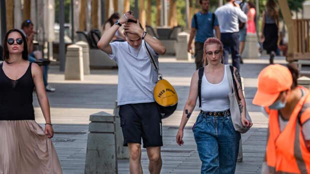 Россиян предупредили о рекордной жаре за 143 года метеонаблюдений