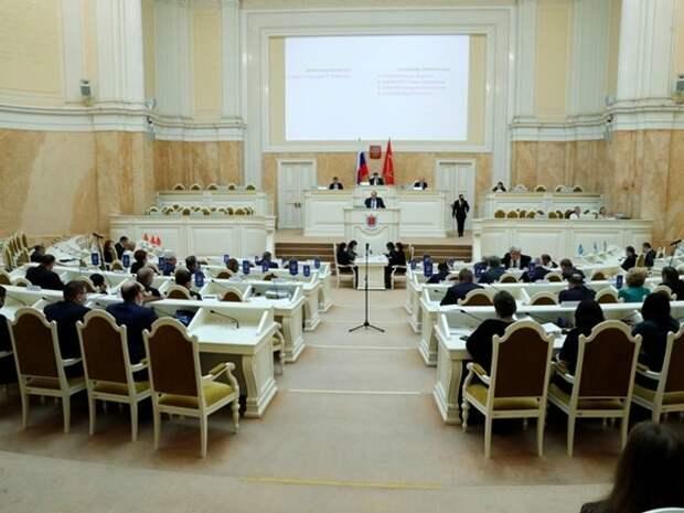 «Произвол и лицемерие»: депутаты обсудили новый петербургский закон «о наказах граждан»