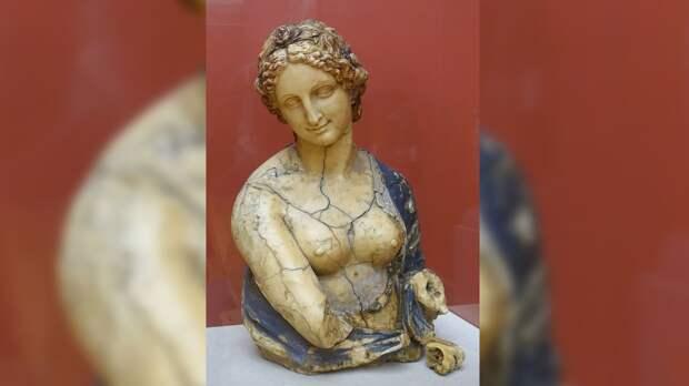 Исследователи доказали, что да Винчи не создавал бюст Флоры