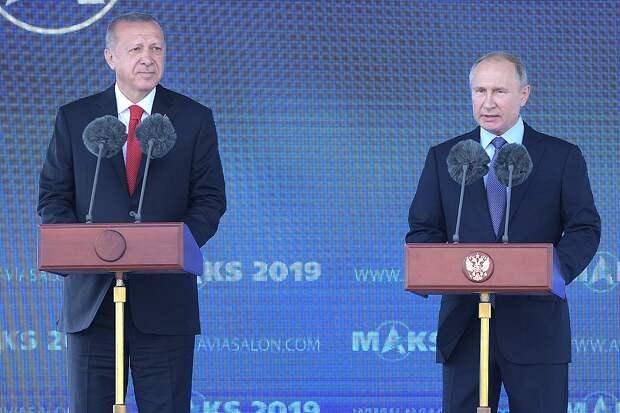 Турция и Россия на пути к потеплению отношений: в процессе либерализация визового режима
