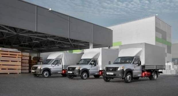 УАЗ в 1 квартале увеличил производство LCV более, чем в два раза
