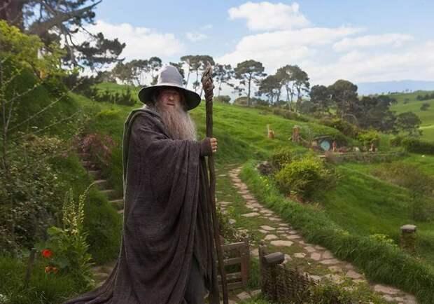 «Властелин колец» возвращается в Новую Зеландию