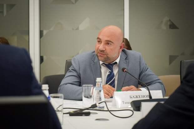 Тимофей Баженов: «Россия гостеприимна, но мигранты обязаны соблюдать её законы»