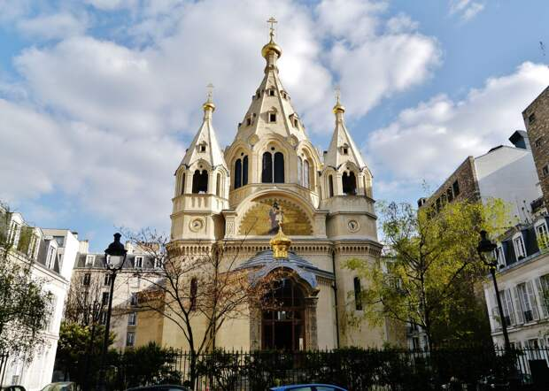 В Париже как дома: ТОП-10 жемчужин русского Парижа