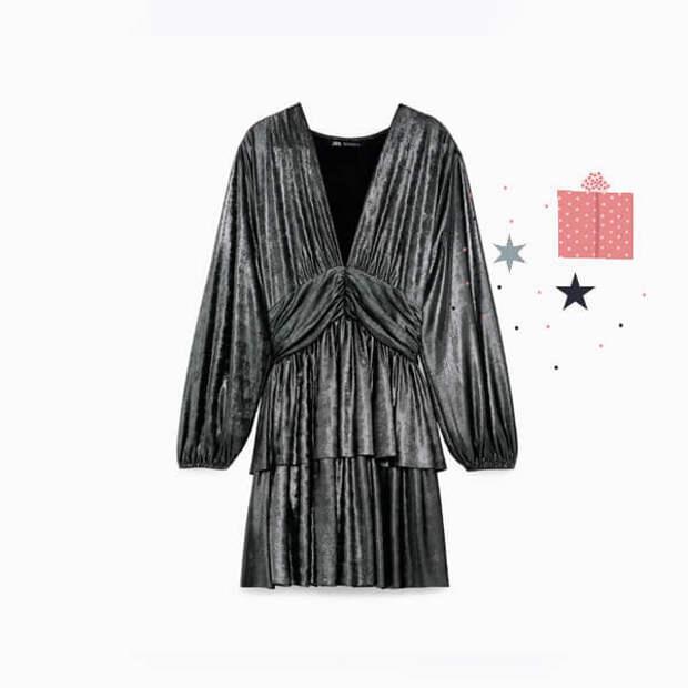 7 лучших платьев для новогодней домашней вечеринки