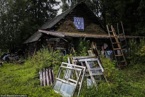 Вымирающие русские деревни попали в западные СМИ бомжи и пьяницы, российская глубинка