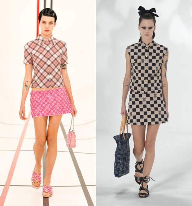 Самые модные принты весна-лето 2021
