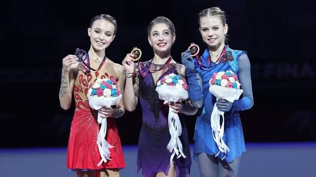Олимпийский чемпион Соловьев сравнил Косторную сЩербаковой иТрусовой: «Унее более осознанное взрослое катание»