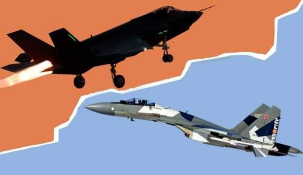 Су-35 против F-35: арабы отказались от лучшего самолета