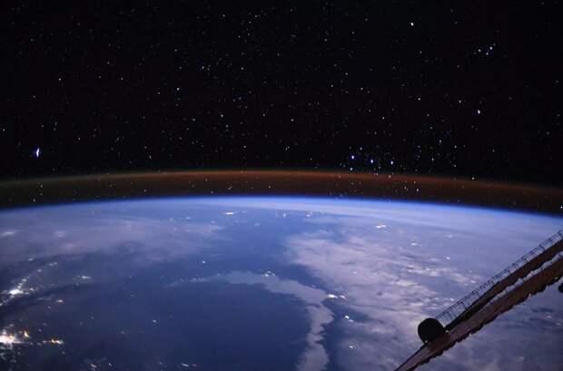 Космонавт рассекретил «незнакомцев», попавших на видео с МКС