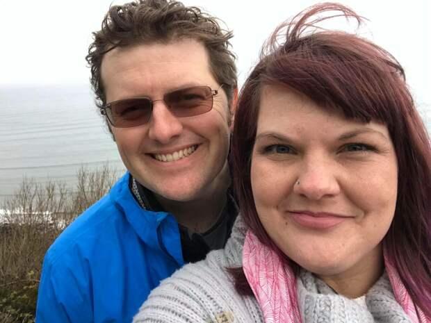 Шеннон и ее муж Ли