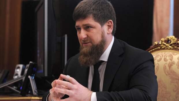 Рамзан Кадыров лидирует на выборах главы Чечни по результатам обработки 12,33% протоколов