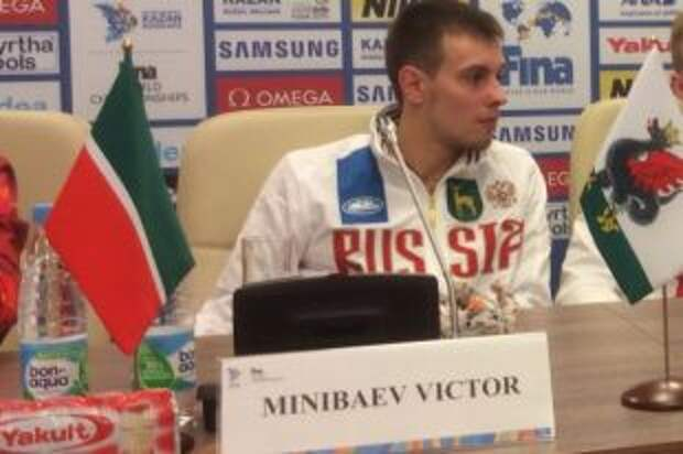 Бондарь и Минибаев выиграли бронзу ОИ в синхронных прыжках с вышки