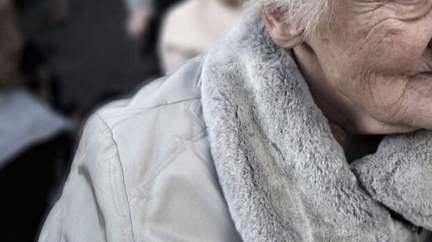 Сбежавшую из пансионата пенсионерку нашли на школьном стадионе в Кировске