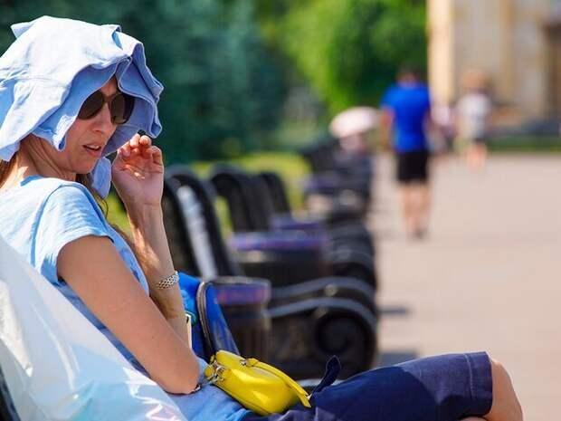 Двойной рекорд температуры может быть установлен в Москве в среду