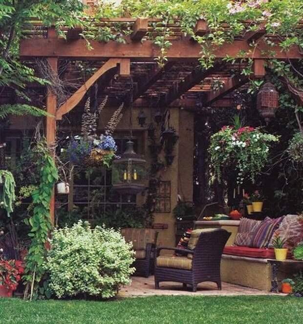 30 идей дизайна для вашего заднего двора