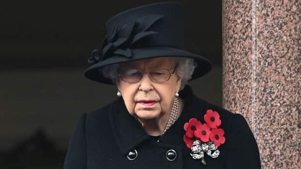 Елизавета II выступит в парламенте Великобритании с тронной речью