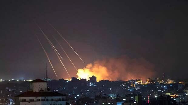 Ракетный спор с Израилем