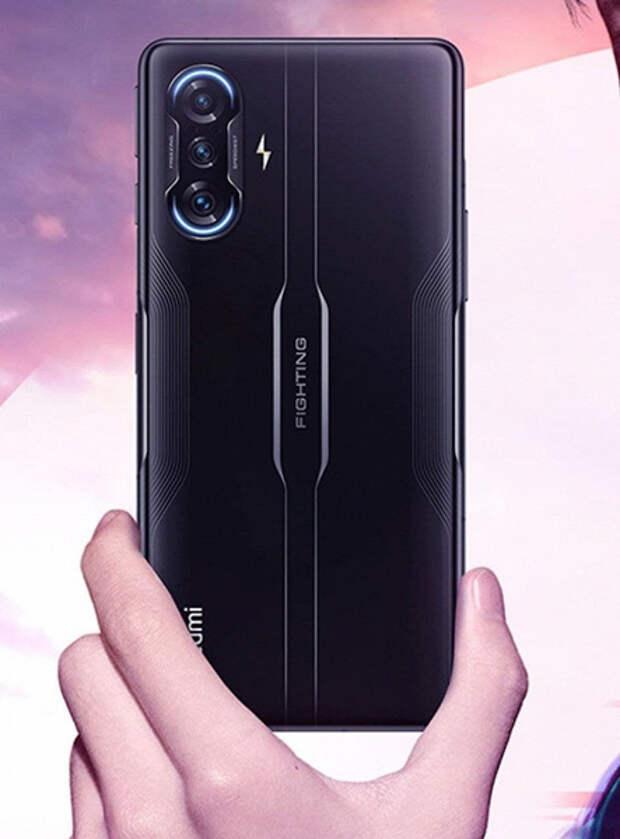 Самый доступный игровой смартфон Redmi K40 Gaming Edition на новых рендерах: с задней панелью целиком, мощным вибромотором и недешевым экраном