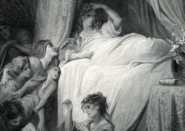 10 удивительных фактов о сне, спальнях и кроватях