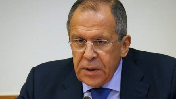 Лавров осудил позицию российских политиков по Казахстану