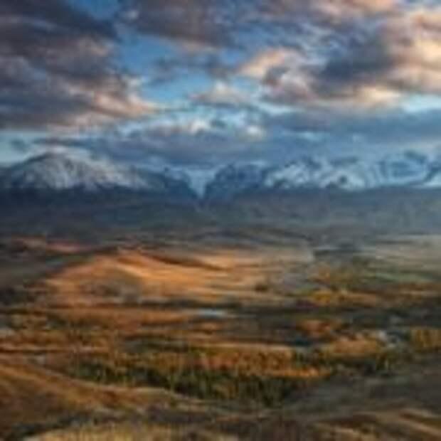 Невероятный и сказочный Алтай