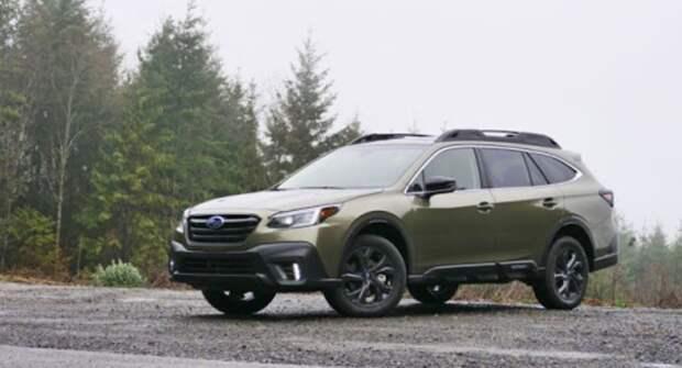 Новый Subaru Outback 2021 года в продаже по цене от 33 995 фунтов стерлингов