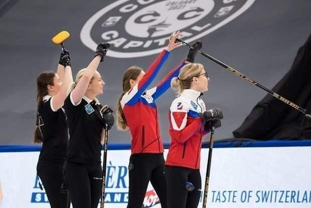 Чемпионат мира покерлингу, Россия— Швейцария: прямая трансляция финала
