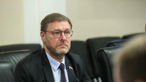 Вице-спикер СФ Косачев оценил эффективность российских санкций против США