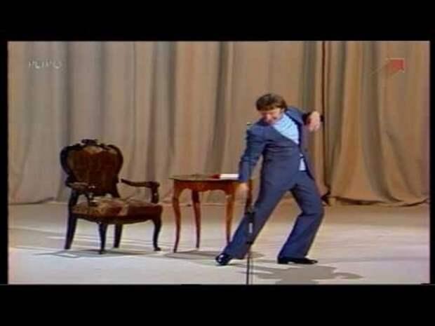 Андрей Миронов. -  Баян и Присыпкин. Урок танцев