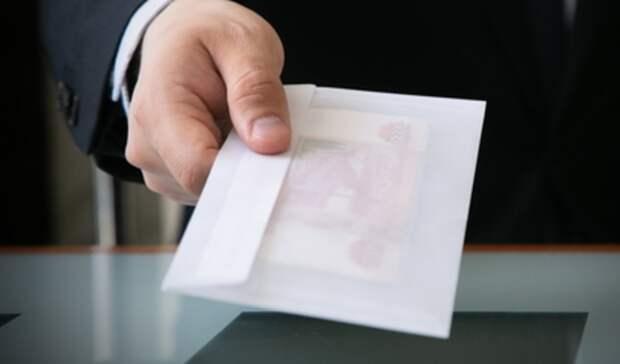 895 тысяч завзятку заплатит экс-начальник судебных приставов Екатеринбурга