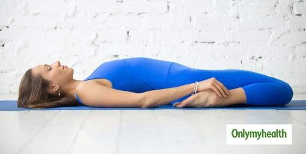 5 асан йоги, которые помогут справиться с головной болью без лекарств