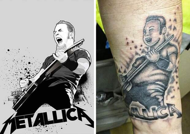 Эти 10 людей сделали ужасные татуировки, но из-за них хочется смеяться, а не плакать