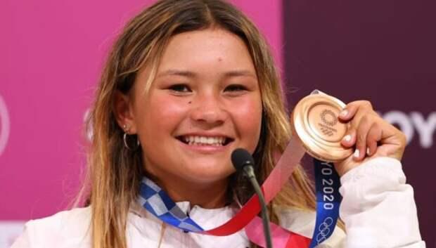 13-летняя чемпионка Скай Браун – юная сенсация Олимпийских игр2020