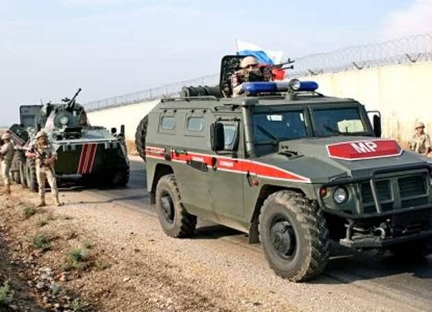 Стали известны подробности нападения на российскую колонну в Сирии