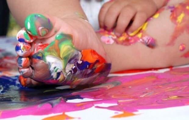 Краска для творчества
