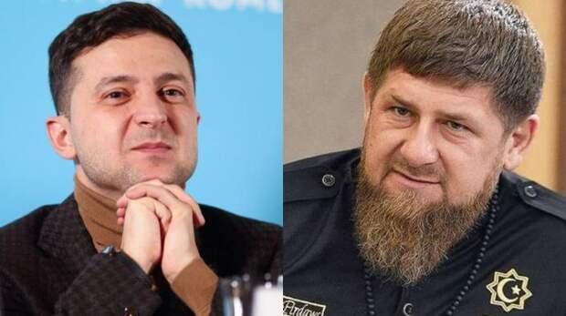 Кадыров и Зеленский: украинская реакция на обращение лидера Чечни. Александр Зубченко