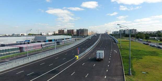 Магистраль от Ярославского до Дмитровского шоссе начнут возводить летом Фото: mos.ru