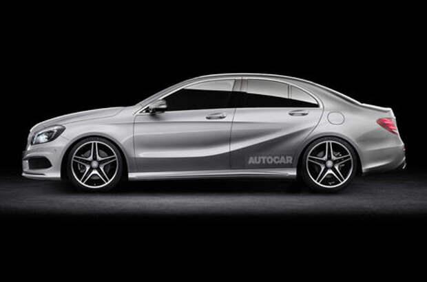 По требованию Поднебесной: Mercedes-Benz выпустит седан А-класса