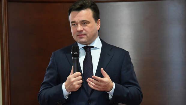 Воробьев вошел в топ‑5 самых цитируемых губернаторов‑блогеров в апреле
