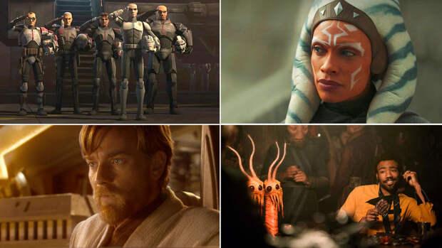 """Как расширится вселенная """"Звездных войн"""" в ближайшие годы"""