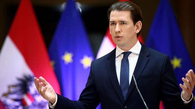 """Канцлера Австрии обвинили в даче ложных показаний по """"Ибица-гейту"""""""