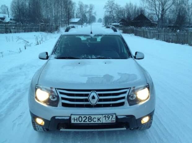 Россия лидирует по продажам Renault Duster в мире