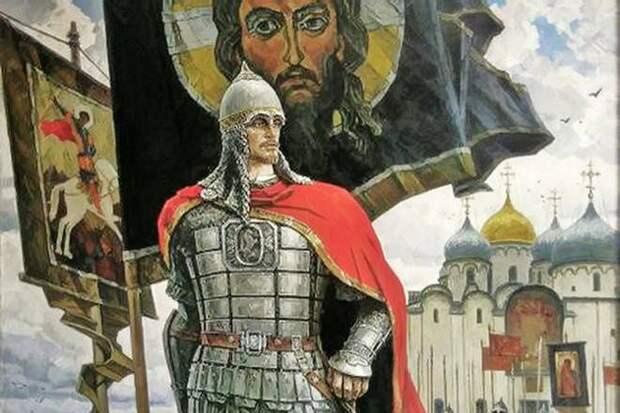 6 декабря по православному календарю отмечается день памяти святого благоверного князя Александра Невского