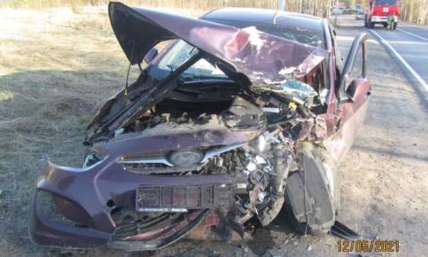 В Архангельске по вине пьяного водителя пострадала девятилетняя девочка