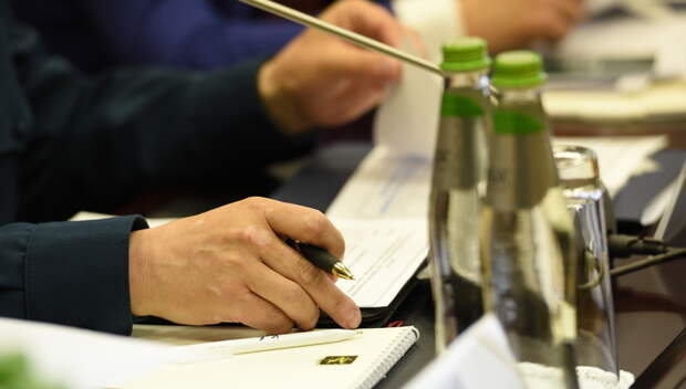 В Подмосковье обсудили доступ малого бизнеса к закупкам у крупных заказчиков