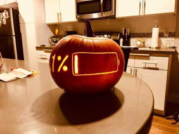 Реально страшный Хеллоуин