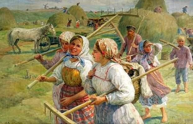 5 необычных примет в древней Руси